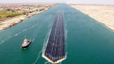 Photo of مصر.. نجاح أول عملية عبور من نوعها في تاريخ قناة السويس