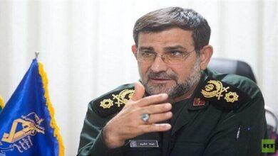 Photo of الحرس الثوري الإيراني يكشف عن قاعدة عسكرية بحرية جديدة شرق مضيق هرمز