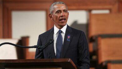 Photo of أوباما ينشر رقم هاتفه الشخصي