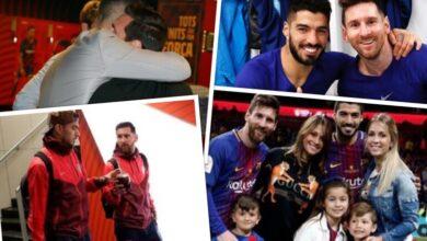 """Photo of ميسي يهاجم إدارة برشلونة في رسالة مؤثرة لصديقه """"المطرود"""" سواريز"""