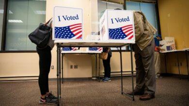 Photo of 4 ولايات تبدأ التصويت في معركة الرئاسة الأمريكية