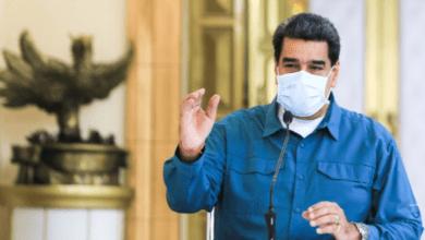 "Photo of مادورو: ""بومبيو"" فشل في دفع الجيران لخوض حرب ضدنا"