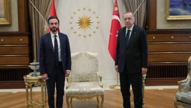 "Photo of رئيس المحكمة الأوروبية لحقوق الإنسان يدعو ""أردوغان"" لاحترام القانون"