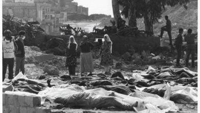"""Photo of بعد 38 عاماً..مجزرة """"صبرا وشاتيلا"""".. جراح لن تندمل !"""