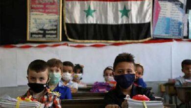 Photo of إصابة خمسة طلاب بـ(كورونا) في ريف دمشق وحمص ومعلمة في حلب