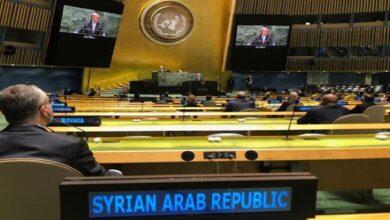 Photo of الجمعية العامة للأمم المتحدة تفتتح أعمال الأسبوع رفيع المستوى تحت عنوان (المستقبل الذي نصبو إليه والأمم المتحدة التي نحتاجها)