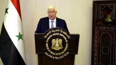Photo of المعلم في كلمة سورية أمام الجمعية العامة: ما يسمى (قانون قيصر) يهدف إلى خنق الشعب السوري