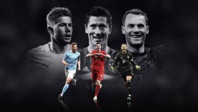 "Photo of ""يويفا"" يعلن عن المرشحين لجائزة أفضل لاعب في أوروبا"