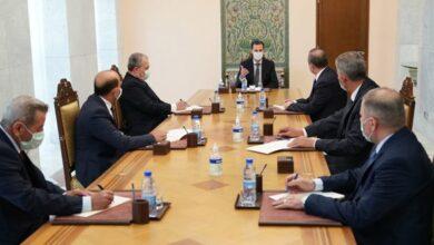 Photo of أمام الرئيس الأسد.. محافظو الرقة والقنيطرة ودير الزور وإدلب يؤدون اليمين القانونية