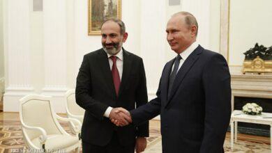 Photo of وفق المعاهدات بين البلدين..أرمينيا تطلب مساعدة روسيا لضمان أمنها