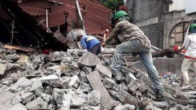 Photo of تسونامي جزئي إثر زلزال بحر إيجة ومقتل 4 أشخاص