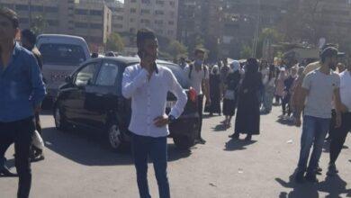 Photo of أزمة نقل خانقة في دمشق.. والمحافظة: نقص المحروقات سبب رئيسي!