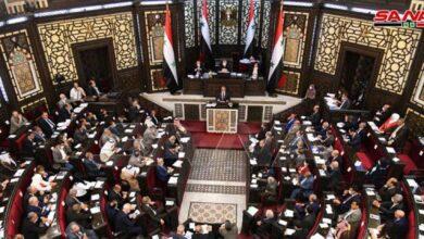 Photo of مجلس الشعب يقر مرسوم إلغاء الهيئة العامة للمصالحة الوطنية