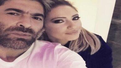Photo of هل تفتح أنجيلا بشارة صفحة جديدة مع وائل كفوري؟