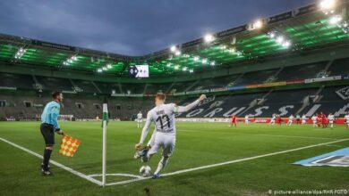 Photo of اعتباراً من الاثنين القادم ..النشاطات الرياضية الألمانية بدون جمهور