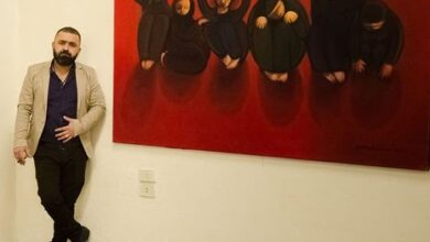 "Photo of فداء منصور.. يطلق عبر جدارية ""فقدان"" صرخة للعالم والإنسانية"