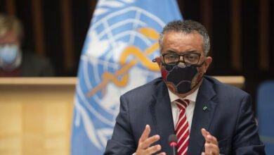 "Photo of ""الصحة العالمية"": لا يمكننا الوقوف وانتظار ظهور لقاح ضد الفيروس التاجي!"
