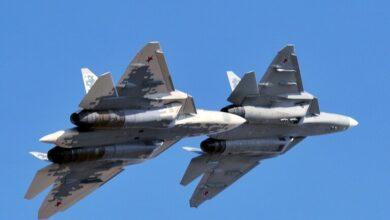 "Photo of مجلة أمريكية تشير إلى أهم ميزات المقاتلة الروسية ""سو-57"""