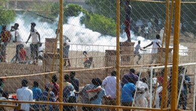 Photo of وفد من المحكمة الجنائية الدولية يصل الخرطوم