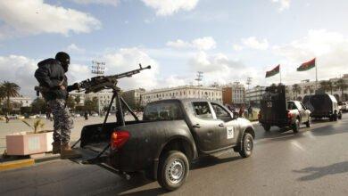 Photo of نذر صدام مسلح جديد في العاصمة الليبية طرابلس