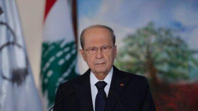 Photo of عون يصارح اللبنانيين بالوضع القائم