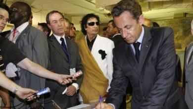 """Photo of التحقيق مع ساركوزي يكشف """"سببا محرجا"""" في قضية التمويل الليبي المفترض"""