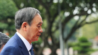 Photo of رئيس وزراء اليابان الجديد عاد إلى موضوع جزر الكوريل