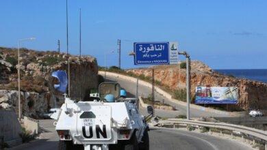 Photo of لبنان وإسرائيل يعقدان جلسة ثانية من المفاوضات غير المباشرة لترسيم الحدود البحرية