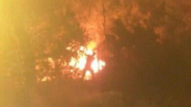 Photo of إخماد ١٥ حريقاً في اللاذقية