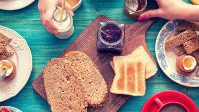 Photo of وجبة إفطار كبيرة قد تساعدك في فقدان الوزن