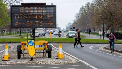 Photo of إيرلندا تفرض الإغلاق التام لاحتواء جائحة كوفيد – 19