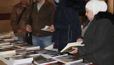 "Photo of ""مكتبة الأسد الوطنية"" تطلق معرض كتاب ""ثقافتي هويتي"""
