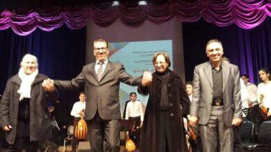 "Photo of حفل طلاب ""معهد صباح فخري"" يرفع شعار ""ثقافتي هويتي"""