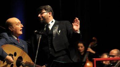 "Photo of صفوان بهلوان.. لأول مرة في ""دار أوبرا دمشق"" والجمهور لا يسمح له بمغادرة المسرح!"