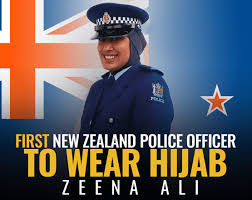 Photo of نيوزيلندا تعتمد بدلة لشرطة إنفاذ القانون مع الحجاب.. فمن أول من سيرتديها؟!
