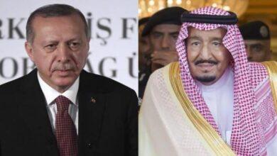 Photo of الكشف عن خفايا ما دار بين سلمان وأردوغان.. هل اقتربت المصالحة؟
