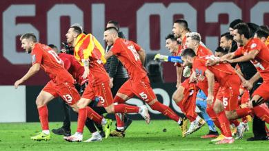 Photo of ملحق تصفيات كأس أوروبا 2020: مقدونيا الشمالية إلى النهائيات للمرة الأولى في تاريخها